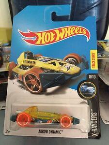 Hot-wheels-Hotwheels-Treasure-Hunt-Arrow-Dynamic-NEW