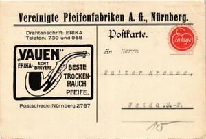Cpa Nürnberg Vauen Pfeifenfabriken Germany (671095) Zpbea9sf-07225952-877871492