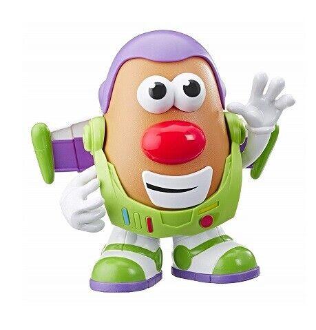 Mr potato buzz lightning 10 pieces-toy story 4 mr potato head figurine