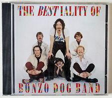 THE BESTIALITY OF BONZO DOG BAND / VIV STANSHALL / EMI 1990 / SEALED