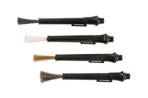 Pen-Style-Detailing-Brush-Set-4pc-170mm-Steel-Stainless-Steel-Brass-Nylon