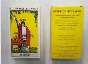 Cartas-De-Tarot-Rider-Waite-Trae-78-Cartas-mas-Intrucciones