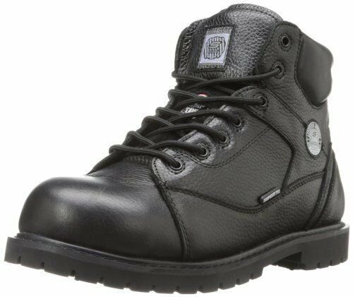 Skechers for Work Women's Stedman Blaylock Slip Resistant Work Boot, 76547BLK