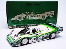 Minichamps Porsche 956 LH Skoal Bandit Le Mans 1983 Fitzpatrick Racing #16 1/18