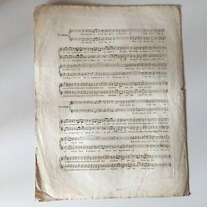 Partitura-El-Mal-de-Amor-Plouvier-Musica-H-Monpou-Francia-Musical-Siglo-XIX