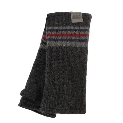 Kusan 100/% Wool Thick Yarn Cable Knit Handwarmers Lots of Colours Unisex PK1128