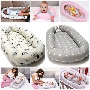 Baby nest riduttore per lettino culla cocoon 0 6 mesi - Lettino da affiancare al letto ...