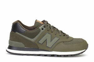 new balance 574 green men