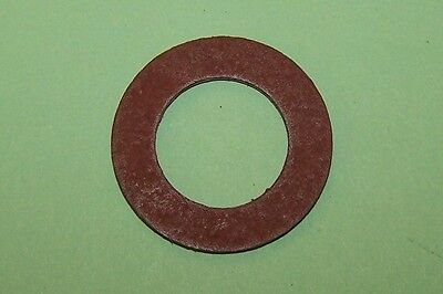 """13//64 x 3//8 x 1//16/"""" TO 1x1 1//2x1//16/"""" Imperial Red Fibre Flat Sealing Washers"""