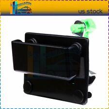 1 Black Exterior Rear Left LH Door Handle 77498 for 1998-1999 GMC K1500 SUBURBAN