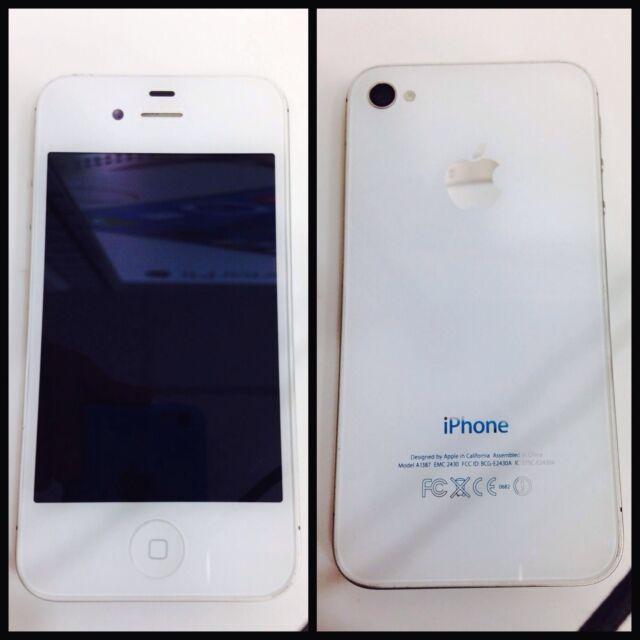 iPhone 4S - 16GB - White (Sprint) | eBay