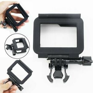 Housing-Case-Microphone-Cold-Shoe-Adapter-Mount-for-GoPro-Hero7-6-5-Camera-Y1