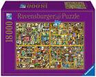 Ravensburger Colin Thompson - Bookshelf 18 000pc Jigsaw Puzzle