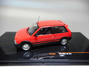 CITROEN-AX-GTi-1991-RED-IXO-MODELS-CLC222-1-43