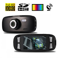 G1w Car Dash Camera Dvr Nt96650 Chip Ar0330 Cmos Lens W/hdmi Hd 2.7 Lcd