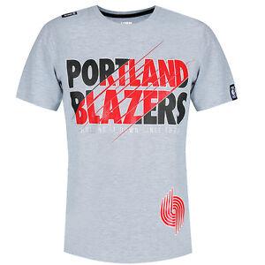 UNK NBA Portland Trailblazers Slash T-Shirt