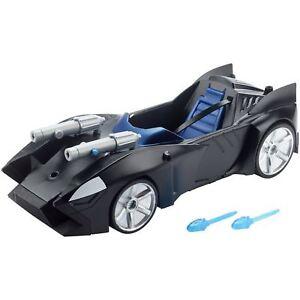 Justice League Batmobile Twin Blast Action Cannons Vehicle Batman