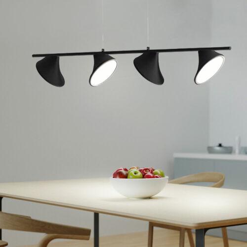 LED Spot Design Decken Hänge Lampe 3 Stufen DIMMER Küchen Flur Pendel Leuchte