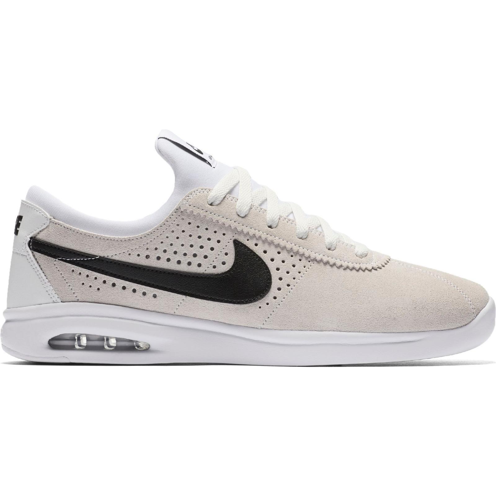 Herren Nike SB AIR MAX Bruin verdunsten Wildleder Turnschuhe 882097 101