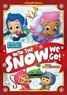 Bubble Guppies/Team Umizoomi: Into the Snow We Go (DVD, 2013)