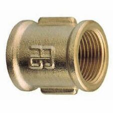 "Parallel Female Equal Brass Socket BSP - 25mm / 1"""