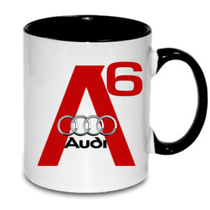 26f93ef51c0 Image is loading AUDI-A6-CAR-MUG-GIFT-CUP-GIFT