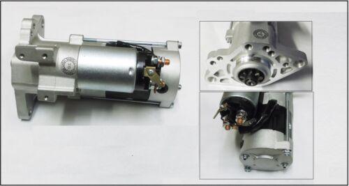 New Engine Starter Motor For Mitsubishi Canter 6.5//7.5 Tonne 3.9TDi FE649//FE659