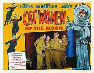 CATWOMEN-OF-THE-MOON-1953-Anaglyph-3D-DVD-amp-Glasses-Free-Post-in-Oz