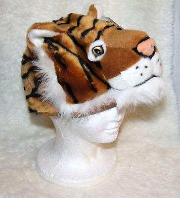 Tiger Adult Costume Mask