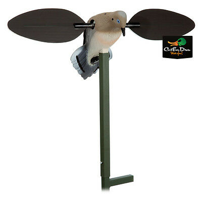 WING MOJO OUTDOORS VOODOO DOVE MOTION DECOY SPINNING WING HW2300