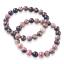 miniature 205 - Crystal Gemstone Bead Bracelet Chakra Natural Stone Reiki Healing Anxiety Stress