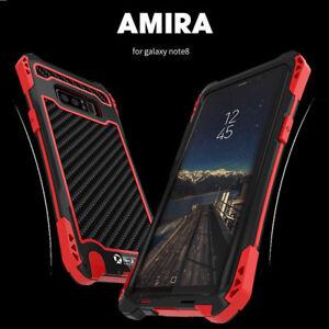 R-JUST-Aluminium-Antichoc-Metal-Amira-Duty-Case-For-Samsung-Galaxy-S10-S10-Plus