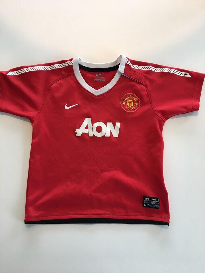 Fodboldtrøje, Manchester United, Nike