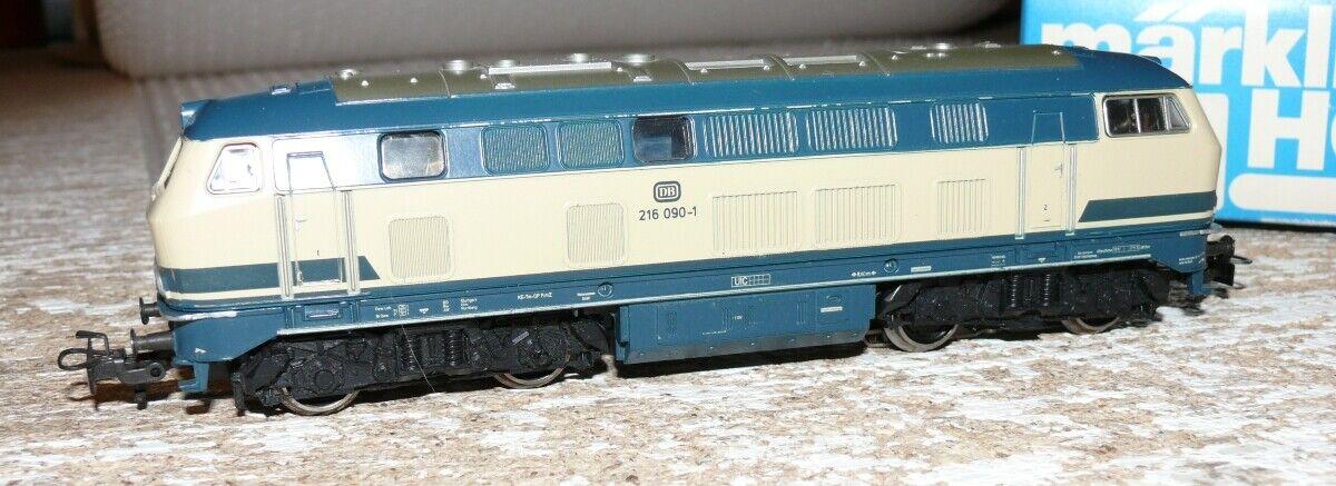K23 Märklin 3074 diesellok br 216 090-1 DB