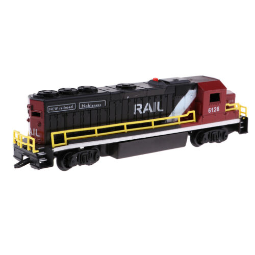 ND5 Diesel Engine Locomotive Train Toy Model Sand Table Layout Making Trains