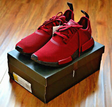 7b51a8914 Adidas Originals NMD R1 Burgundy Red Black - UK Exclusive Colorway UK 11 US