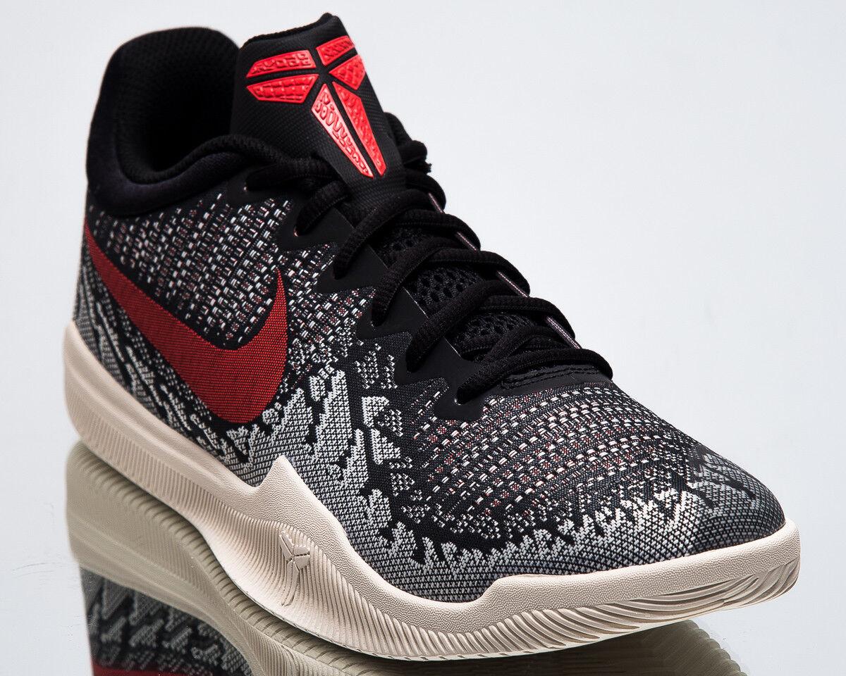 Nike Mamba Rage Herren Neu Kobe Schwarz Basketballschuhe Letztes Größe 7 Us