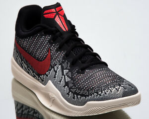 6a58d6110779 Nike Mamba Rage Men New Kobe Black Basketball Shoes Last size 7 US ...