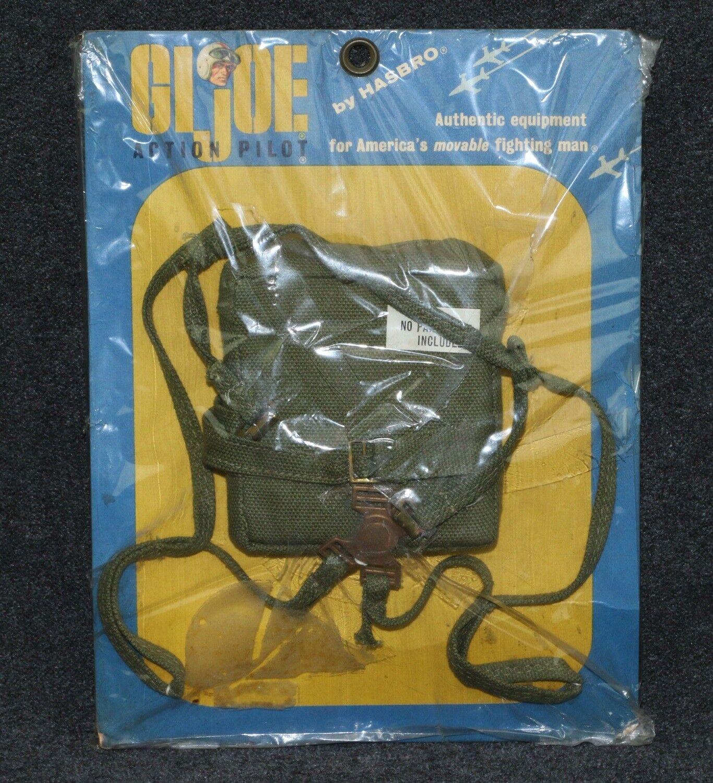 GI Joe 1964  7811 MOC Pilot Scramble Parachute Card
