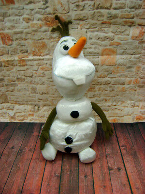 Toys & Hobbies Frank Disney Frozen Talking Pull Apart Olaf Snowman Hugs Pull Nose Agreeable To Taste