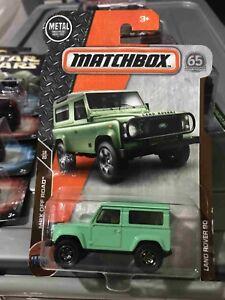 Not-Hot-wheels-Hotwheels-Matchbox-Land-Rover-90-NEW