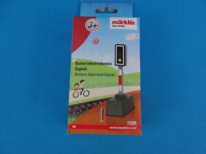 Marklin-72201-Battery-operated-Signal-My-World