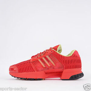 Details zu adidas Originals ClimaCool 1 Coca Cola Edition Mens Running Trainers Shoes Red