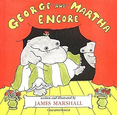 George and Martha Encore by Marshall, James-ExLibrary