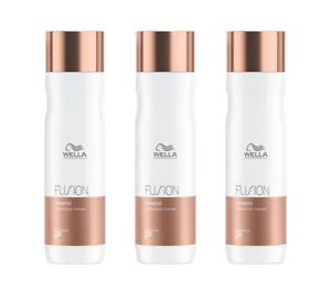 Wella-Fusion-intensive-regenerierende-Shampoo-3-x-250ml