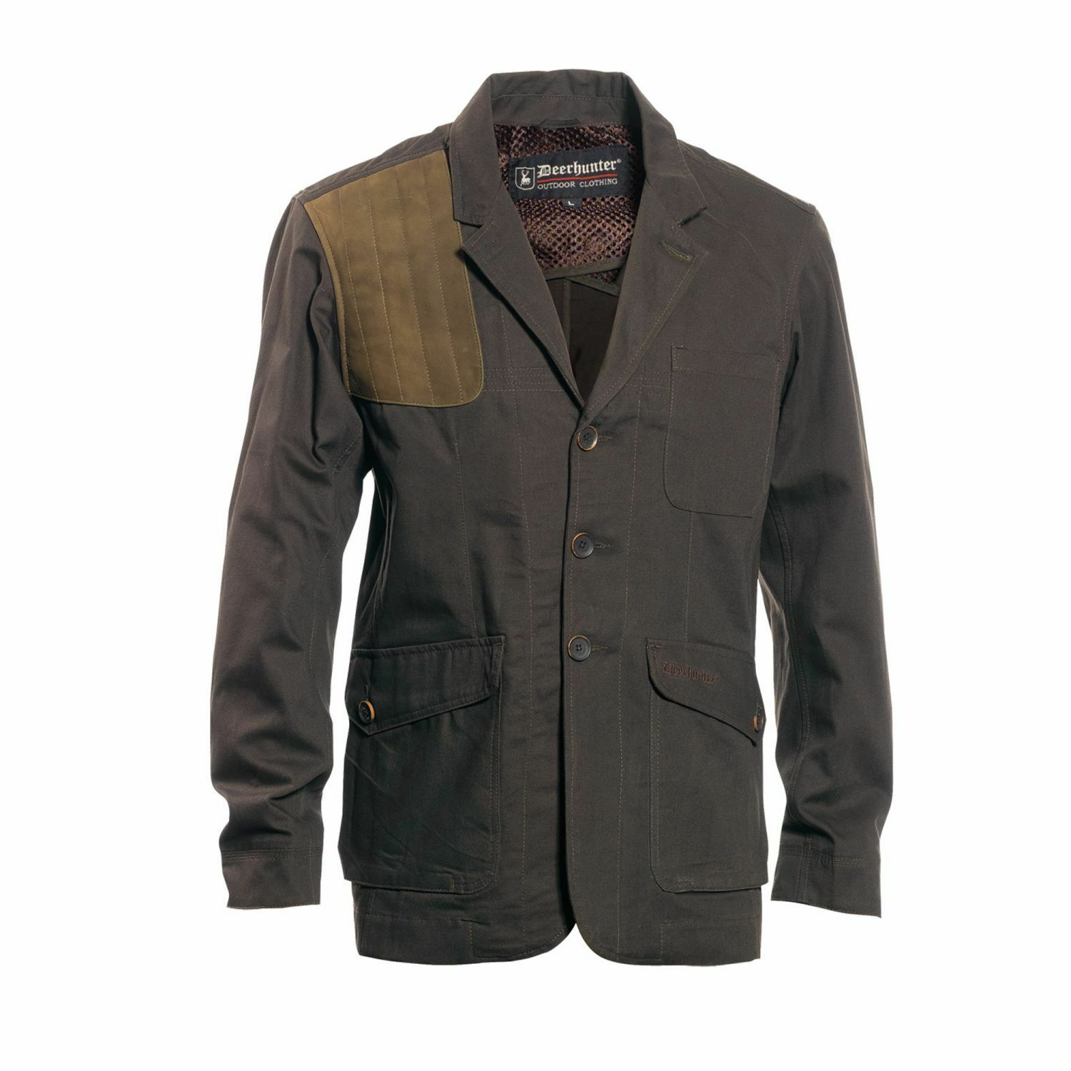 Deerhunter 5108  Monteria Shooting caza chaqueta  393-DH Timber, tamaño xl