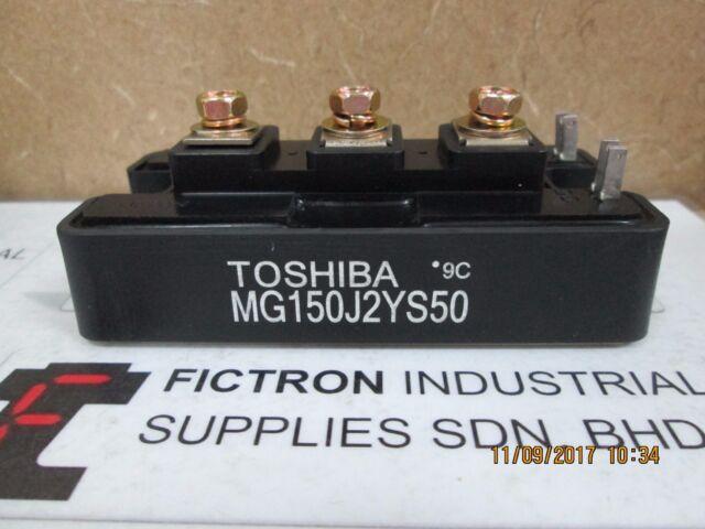 NEW 1PCS MG150J2YS50 TOSHIBA IGBT MODULE