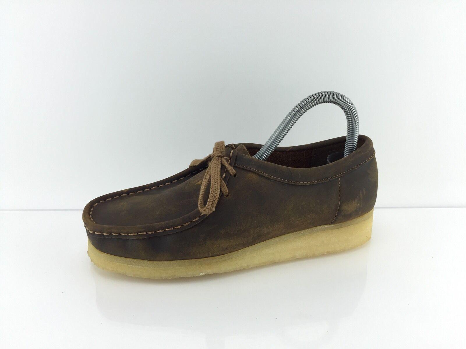 Zapatos De Cuero Clarks Originals Para Mujer Marrón Marrón Marrón 7.5 M  ofreciendo 100%