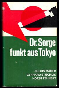 Mader-J-Stuchlik-G-Pehnert-Horst-Dr-Sorge-funkt-aus-Tokio-1973
