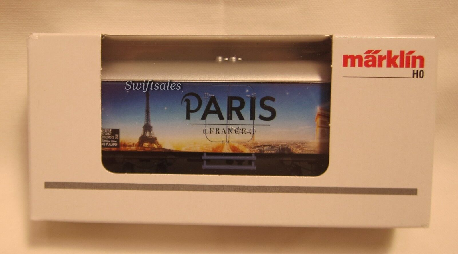 Marklin 4415.603 HO Reefer - Paris France - Limited Edition - Ships From USA!